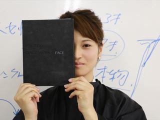 メイクアップアーティスト山口啓先生による特別授業1