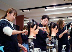 YIC京都の美容科が職業実践専門課程に認定されました!