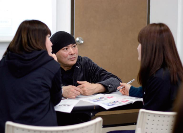 資生堂プロフェッショナル主催特別授業2