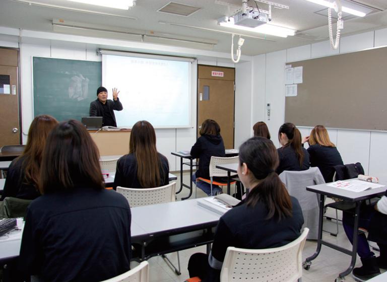 資生堂プロフェッショナル主催特別授業3