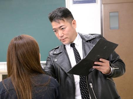 山口 啓先生 特別授業3