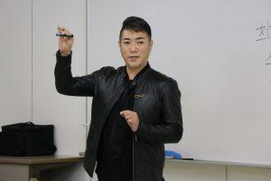 Be-Staff MAKE-UP UNIVERSAL ゼネラルプロデューサー・habia japan ベリファイヤー 山口 啓先生