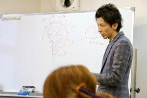 美容研究 全国新井会より講師をお招きして特別講習会を行いました。