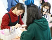 YIC京都ビューティ専門学校 ビューティスペシャリスト科 ネイリストコース