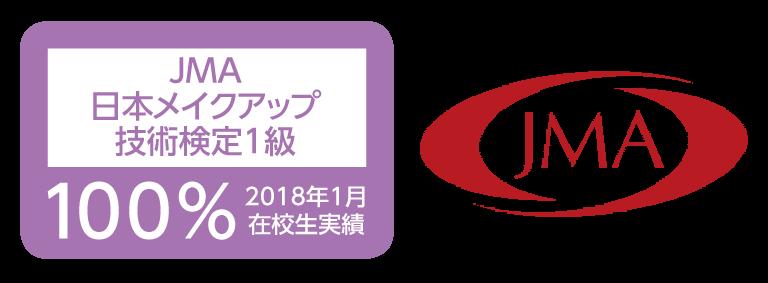 日本メイクアップ技術検定1級