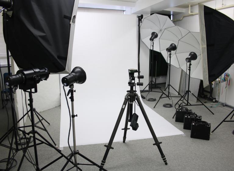 YIC京都ビューティの写真スタジオ
