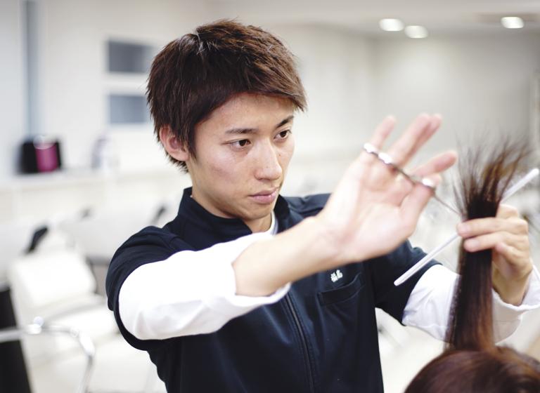美容科 福島さん