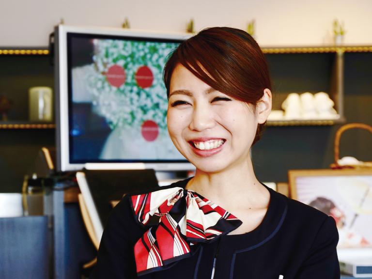 早川里佳子さん