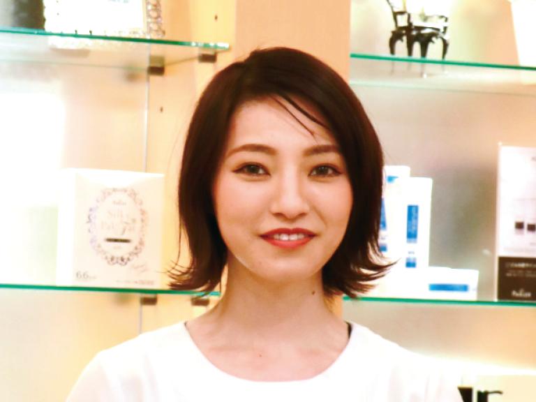 安江 香乃子さん