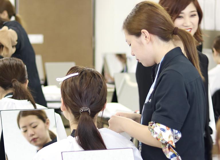 日本メイクアップ技術検定試験1級取得を目指す!2