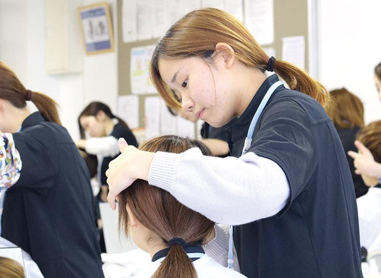 日本メイクアップ技術検定試験1級取得を目指す!3