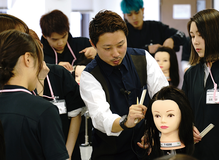 Lino Hair Designイメージ