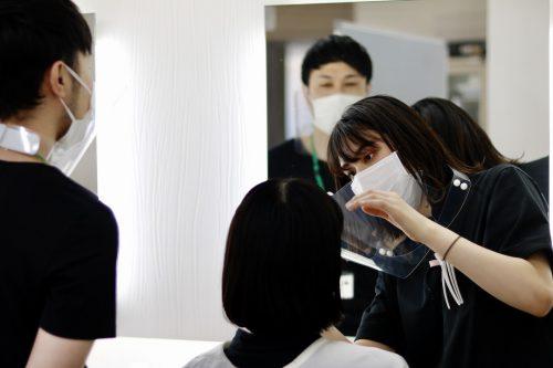 YIC京都 ビューティスペシャリスト科 メイクアップアドバイザーコーズコーズ