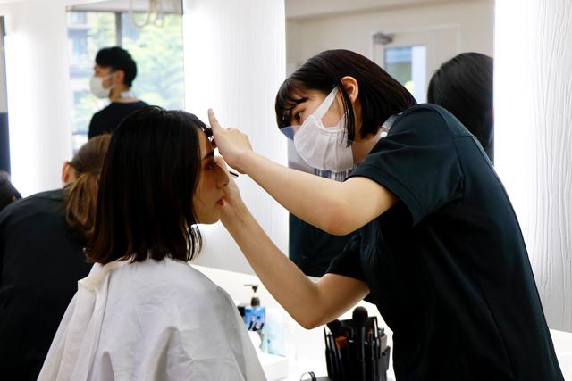 オープンキャンパスで知る美容師の仕事