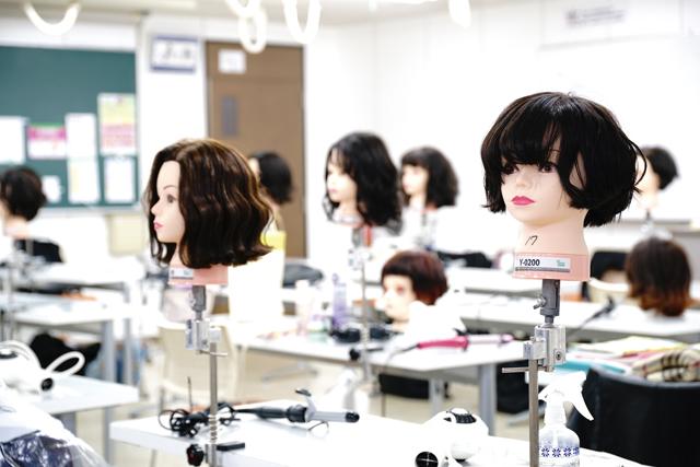 YIC京都の美容科通信課程の特徴