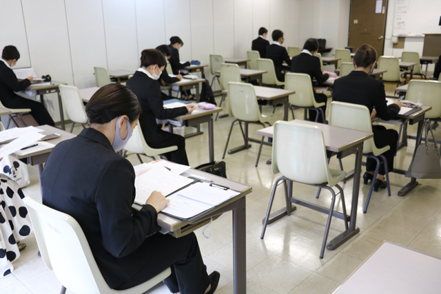 ブライダルコーディネート技能検定