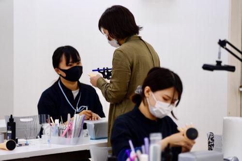 YIC京都ビューティ専門学校 ネイリストコース